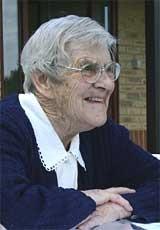 Audrey Collins OBE
