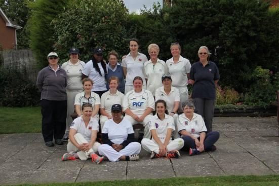 The All Stars team, Cricket Week 2016