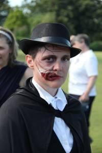 Fancy Dress Friday! The Phantom of the Opera