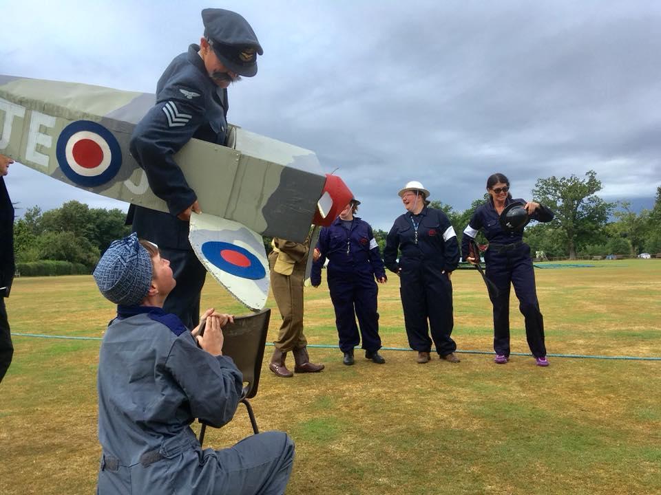 Spitfire costume